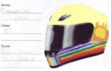 Colora il tuo casco, casco premiato