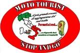 Logo Moto Tourist Stop and Go
