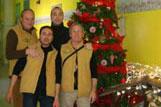 Il motoclub all'ospedale Annunziata di Cosenza