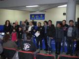 Premiazione Co.Re. Basilicata 2012