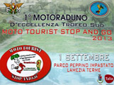 Moto Tourist Stop and Go 2013
